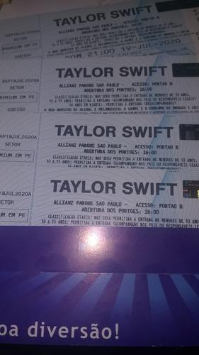 Ingresso Taylor Swift - Pista Premium - 19/07/20 Meia