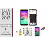 Display Lcd Tela Touch Lg K10 Novo 2017 Lg-m250ds - Ferramen
