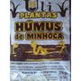 Húmus De Minhoca, Adubo Orgânico- Horta, Jardim E Frutas 5kg