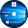 Dvd Formatação Wind©uws 10 Pro 64bits Ativação Automatica