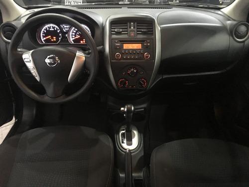 Nissan Versa 1.6 Sv Automático 2018