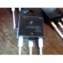 Transistor 2sj6808d - 2sj 6808d - J6808d - Original Pct10 Pç