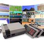 Vídeo Game Retro Clássico Super Av Mini 500 Jogos