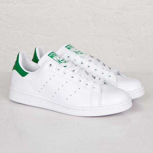tenis adidas superstar verdes