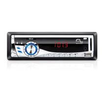 Som Automotivo Multilaser Silver Mp3 Player Rádio Fm Usb Aux