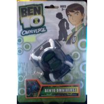 Relógio Ben 10 Omniverse