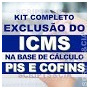 Kit Ação Exclusão Icms Do Pis E Cofins
