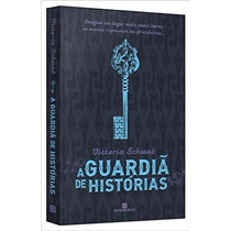 A Guardiã De Histórias Livro Victoria Schwab