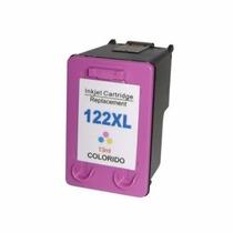 Cartucho Hp Ch564 122xl Color Compativel 1000 2000 2050 3050