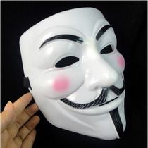 Máscara Anonymous V De Vingança - Vendetta Guy Fawkes