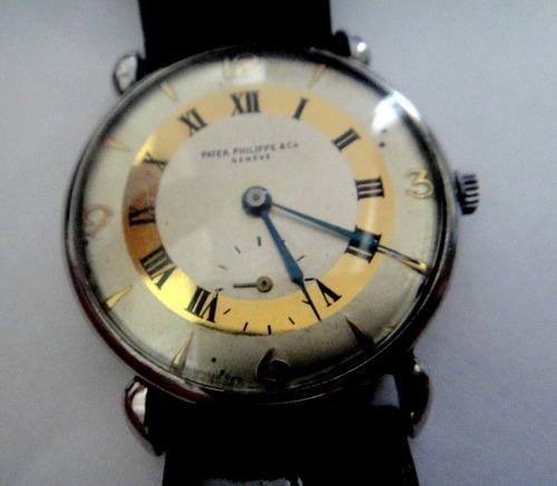 5a3a1d0349a Relógio Patek Philippe Calatrava De Aço Vintage. R  32000