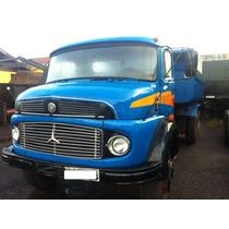 Caminhão Caçamba M.b 11.13 Ano72- Turbo- Rodas 10 Furos -