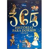 Livro 365 Historias Para Dormir Disney Vol1 Brilha No Escuro
