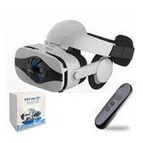 Oculos Vr Com Resfriamento Cooler Fit F5 Realidade Virtual