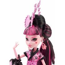 Boneca Draculaura Monster High Art Class Mattel