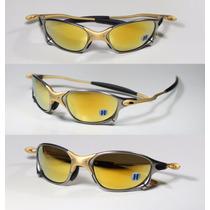 Óculos Oakley Double Xx 24k Polarizado - 2 Lentes