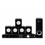Home Theater Dvd Player Lenoxx 270w 5.1 Canais Ht723 Loi