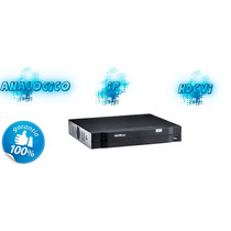 Gravador Digital De Vídeo Tribrido Dvr Hdcvi 1016