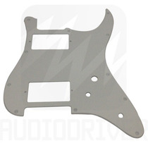 Escudo Para Guitarra Branco 2 Humbuckers X231 Spirit