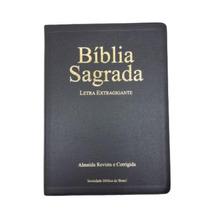 Bíblia Sagrada Letra Extragigante.leia Com Facilidade+brinde