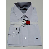 Kit C/ 5 Camisas Social Masculina Slim / Regular Importadas