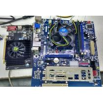 Kit Para Computador I5 760 - Placa Intel Dh55hc - 4 Gb Ddr 3