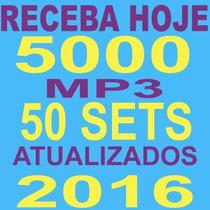 Super Kit Dj 5000 Músicas Festas Djs Boate+ 50 Sets Mix