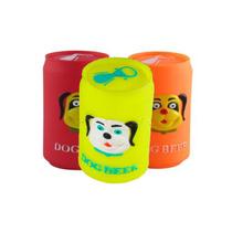 Brinquedo Mordedor Lata Para Cachorros (11cm)