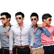 Camisa Social Slim Fit Luxo - Premium Importada Frete Gratis