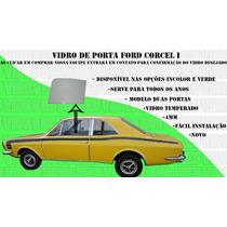 Vidro De Porta Ford Corcel 1