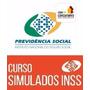 Simulados Inss - Casa Do Concurseiro 2016 Vídeo-aulas E Pdf