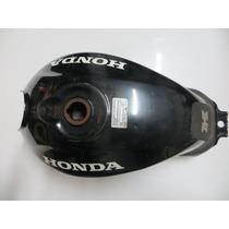 Tanque Combústivel Honda Fan 125 06/07 Preto (usado) - 45437
