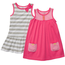 Carters Kit Com 2 Vestidos+ Calcinha.. Carter