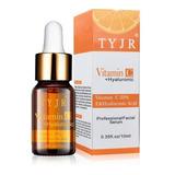 Vitamina C 20% Acido Hialurônico 10ml Anti Rugas Clareador