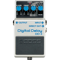Pedal Boss Dd 3 Digital Delay Original Nfe E Garantia