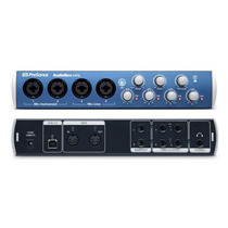 44 Vsl Presonus Audiobox Interface De Audio Usb 44vsl