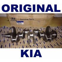 Virabrequim Sportage 2.0 16v Até 2003 Gasolina -original Kia