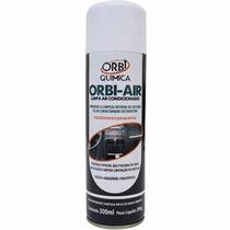 Limpa Ar Condicionado Carro Spray Orbi-air Higienização