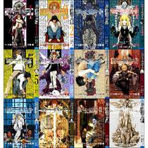 Mangá Death Note Completo - Digitais