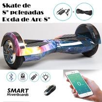 Smart Overboard 8  Poleg Skate Elétrico Bluetooth Hoverboard à venda em por  apenas - CompraMais.net Brasil 2d17f2211db