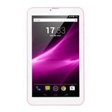 Tablet Multilaser M9 3g 9  8gb Rosa Com Memória Ram 1gb