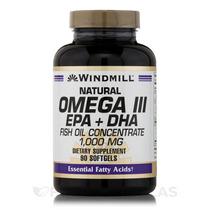 Omega 3 Epa E Dha Óleo De Peixe 1000 Mg - 90 Cápsulas Por