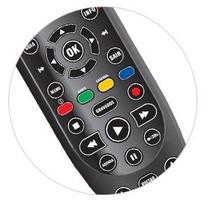 Controle Claro Tv Hd - Original (pilhas Inclusas)