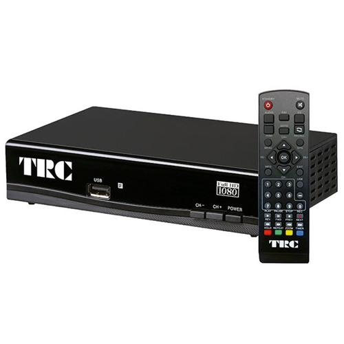 Conversor Digital Com Antena Trc Hd Isdbt Dt - 1028