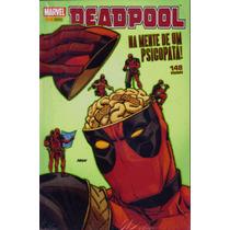 Hq Encadernada Deadpool Nº 1 (2013) Lacrado Marvel Panini