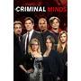 Série Criminal Minds - 1ªa13ª Temporada Dublado + Encarte.