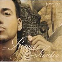 Santos Romeo Formula Vol 1 Cd Novo