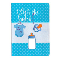 50 Convites De Chá De Bebê