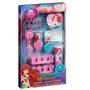 Kit De Esmaltes Infantil Ariel Disney Importado