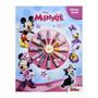 Livro: Disney Cores: Minnie Disney Original Dcl